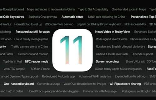Apple'ın duyurmadığı en iyi iOS 11 özellikleri ,Son Dakika