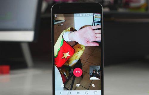 WhatsApp görüntülü görüşme testi (Video) ,Son Dakika