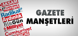 Gazete Manşetleri