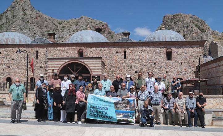 Tyb Konya Amasya Tokat Gezisi