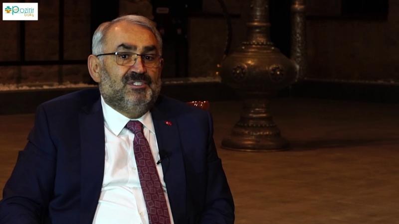 Konya Milletvekili Halil Etyemez'i ağırladık