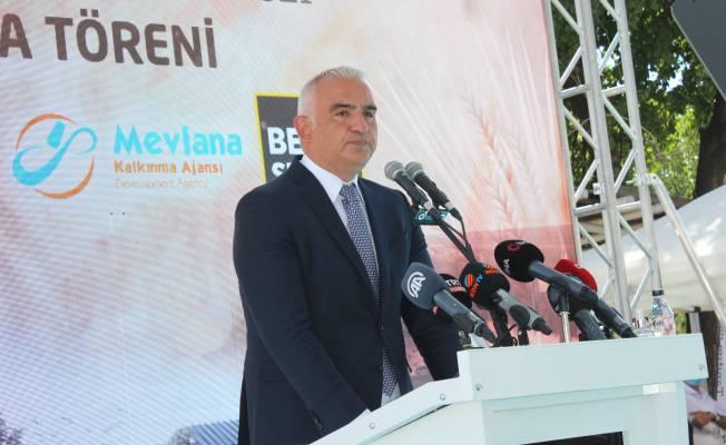 Konya turizm merkezi olacak